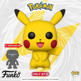 Funko Pikachu 10 Pulgadas