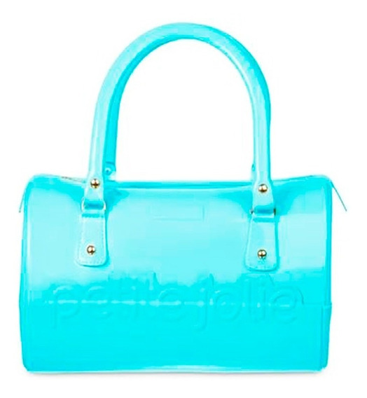 Bolsa Petite Jolie Baú Pj4381 Azul