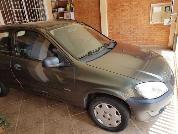 Celta Life Único Dono, Carro Bem Econômico E Compacto.
