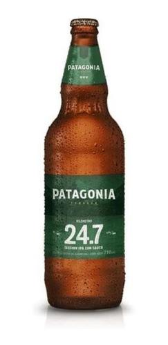 Imagen 1 de 3 de Cerveza Patagonia 24.7 710 Cc
