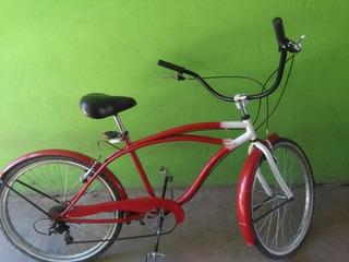 Bici Playera Marca Olmo