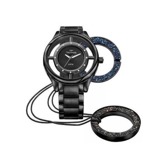 Relógio Technos Feminino Gl30fm/4p