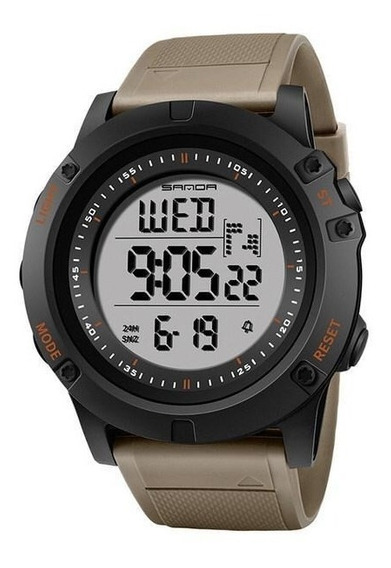 Relógio Sanda Digital Esportivo Feito Em Resina