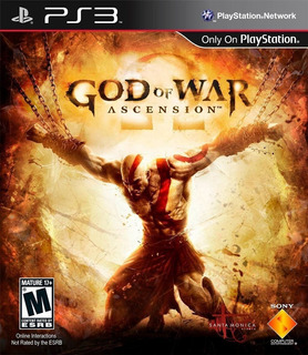 God Of War Ascension ~ Ps3 Digital Español