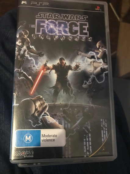 Star Force Unleashed Psp