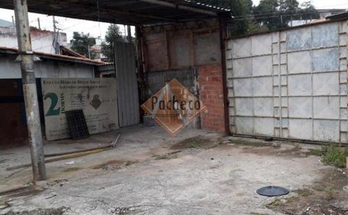 Imagem 1 de 18 de Lote/terreno No Parque Boturussu, 1.888m² R$2.832.000,00 - 2148