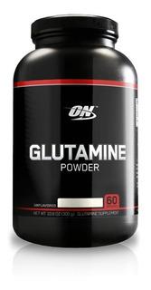 Glutamine Black Line 300g - Optimum Nutrition 2=frete Gratis