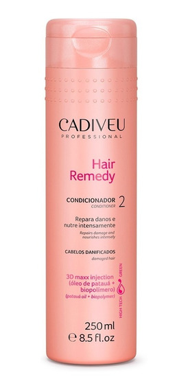 Cadiveu Hair Remedy Condicionador 250ml Original