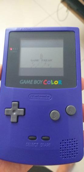 Game Boy Color Roxo