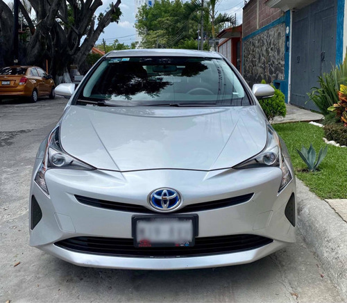 Imagen 1 de 11 de Toyota Prius 2018 1.8 Base Cvt