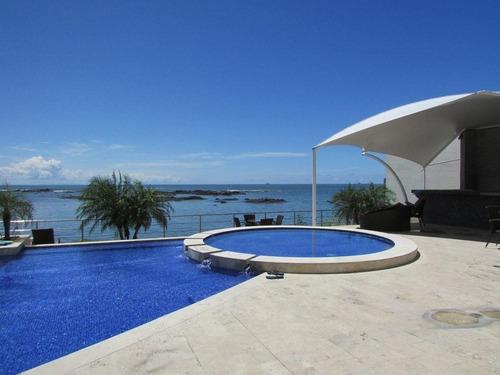 Apartamento Amoblado En Alquiler En Punta Pacifica 21-11808