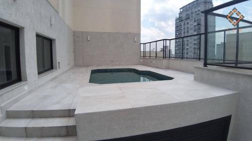 Cobertura Com 3 Dormitórios À Venda, 291 M² Por R$ 4.900.000,00 - Paraíso - São Paulo/sp - Co1595