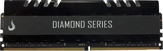 Memoria Ram 4gb Ddr4 3000mhz Rise Diamond Black - Promoção