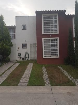 Casa 2 Recámaras 1.5 Baños En Coto Alborada