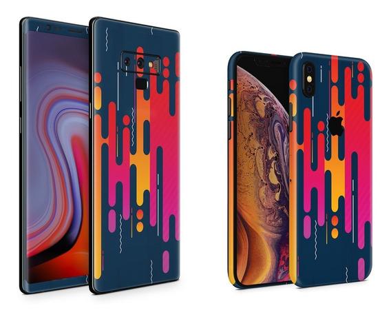 Skin Color Lines V2 Apple Samsung Huawei Lg Sony Xiaomi Etc