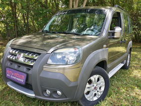 Fiat Doblo Adventure 1.8 16v 6p (flex) 2013
