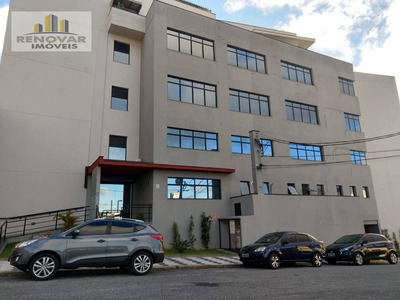 Sala Para Alugar, 38 M² Por R$ 1.300/mês - Alto Ipiranga - Mogi Das Cruzes/sp - Sa0146