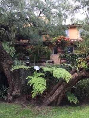 Magnífica Casa En Lomas De Santa Fe