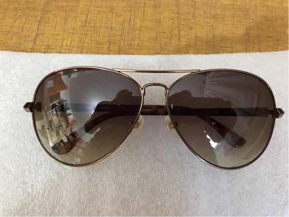 Óculos Aviador Feminino Michael Kors Original M3640