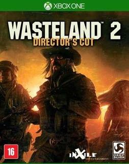 Wasteland 2 Directors Cut Xbox One Mídia Física Rcr Games