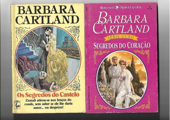 Barbara Cartland Lote (05) 4 Livros