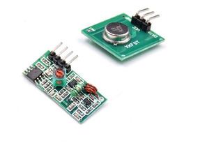 Módulo Rf Transmissor + Receptor 315mhz