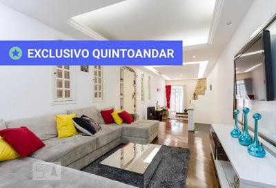 Casa Mobiliada Com 3 Dormitórios E 3 Garagens - Id: 892895028 - 195028