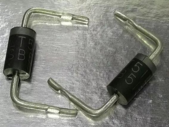 Diodo Sb5150 Kit C/5 Peças Novas E Originais Pronta Entrega