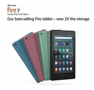 *oferta* Tablet Amazon 7 Pulgadas 16gb, Nuevas En Su Caja.