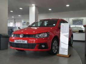 Volkswagen Gol Trend 1.6 Trendline 101cv 5 Puertas Vw 2018