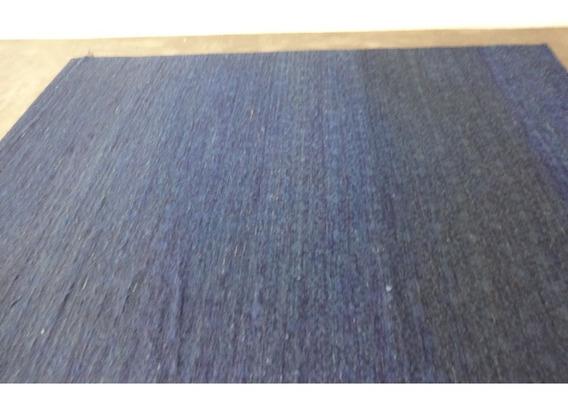 Tapete Nylon Azul 2,78 X 1,90