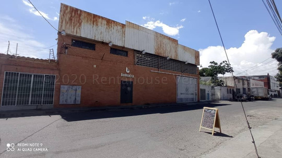 Galpon En Alquiler Barquisimeto Centro 20-24734 Rbw