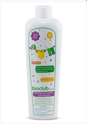 Bioclub Baby - Detergente Líquido E Orgânico Lava Roupas