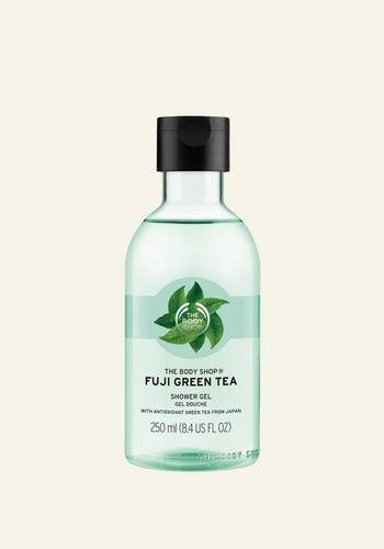 The Body Shop - Fuji Green Tea - Chá Verde - Shower Gel