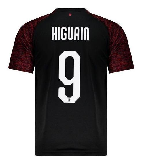 Camisa Puma Milan Third 2019 9 Higuain