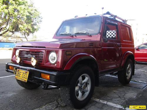 Chevrolet Samurai Hard 1998