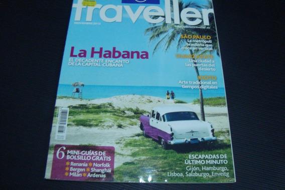 Lonely Planet Traveller 63 La Habana Sao Paulo Ouarzazate