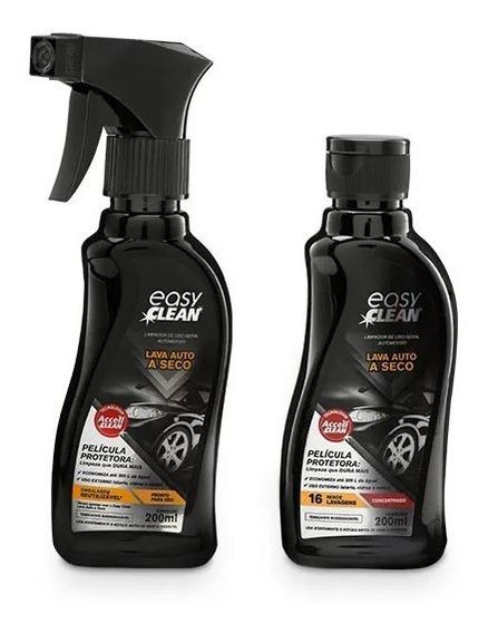 Lava Carro A Seco Easy Clean - 200ml Concentrado