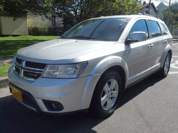 Dodge Journey Sxt 3600cc 7 Psj
