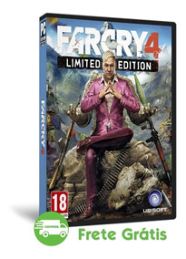 Far Cry 4 Gold Edition Pc Português Mídia Dvd - Produto Novo