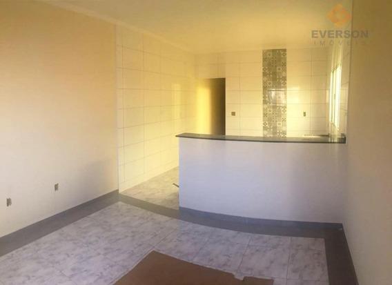 Casa Residencial À Venda, Jardim Novo Ii, Rio Claro. - Ca0622