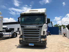 Scania R440 Optcruise 2013 6x2 Com Retarder = R420 G380 G420