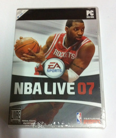 Nba Live 07 - Ea Sports - Pc - Lacrado - Orginal
