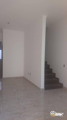 Sobrado Com 2 Dormitórios À Venda Por R$ 380.000,00 - Jardim Popular - São Paulo/sp - So0606