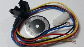 Sensor De Velocidade Fotoelétrico Com Encoder Para Arduino