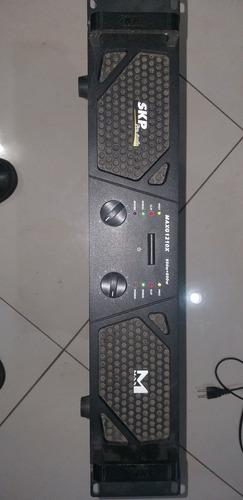Amplificador De Potência Max G 1210x - Skp