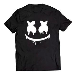 Camiseta 100% Algodão Dj Marshmellow Musica Eletronica,alone