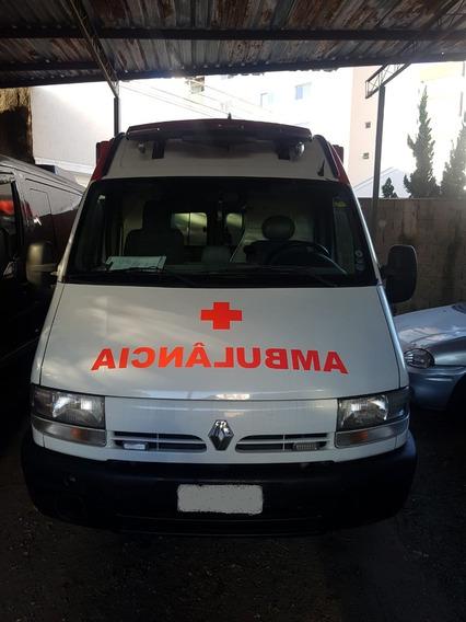 Ambulancia Uti Master 2.5 Dci L2h2 13l 5p 2007 Ambulancia