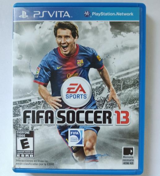 Fifa Soccer Ps Vita (mídia Física)