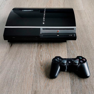 Sony Playstation 3 Play 3 Con Control Ps3
